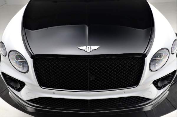 New 2021 Bentley Bentayga V8 First Edition for sale Sold at Alfa Romeo of Westport in Westport CT 06880 12