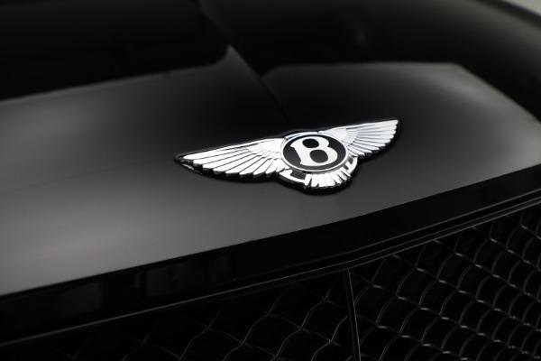 New 2021 Bentley Bentayga V8 First Edition for sale Sold at Alfa Romeo of Westport in Westport CT 06880 13