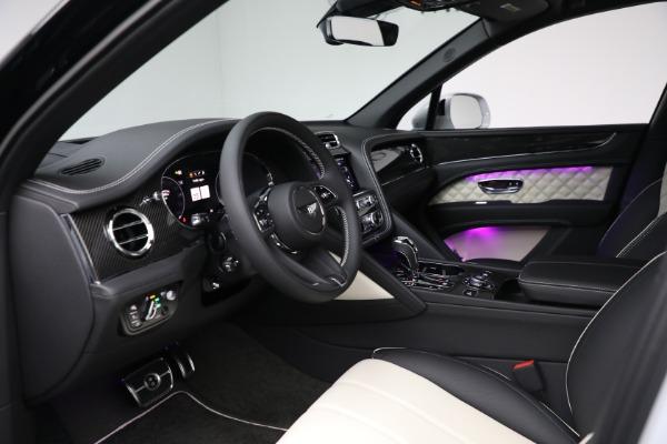 New 2021 Bentley Bentayga V8 First Edition for sale Sold at Alfa Romeo of Westport in Westport CT 06880 17