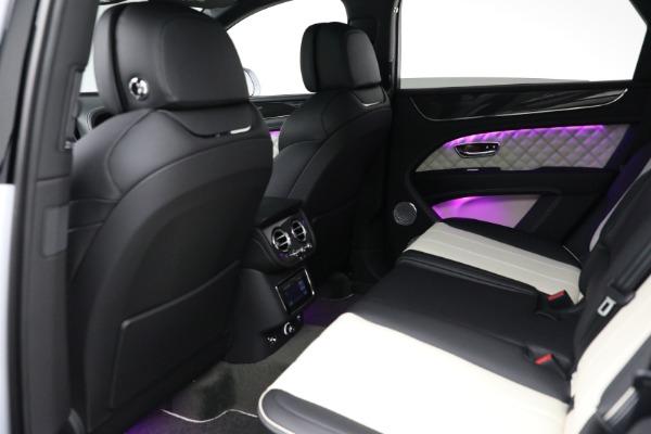 New 2021 Bentley Bentayga V8 First Edition for sale Sold at Alfa Romeo of Westport in Westport CT 06880 21