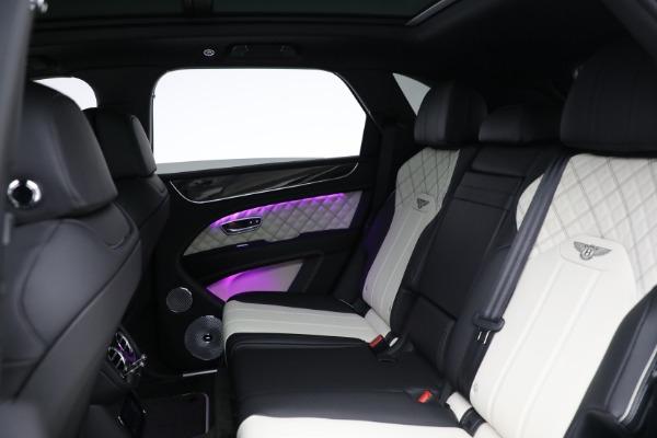 New 2021 Bentley Bentayga V8 First Edition for sale Sold at Alfa Romeo of Westport in Westport CT 06880 22