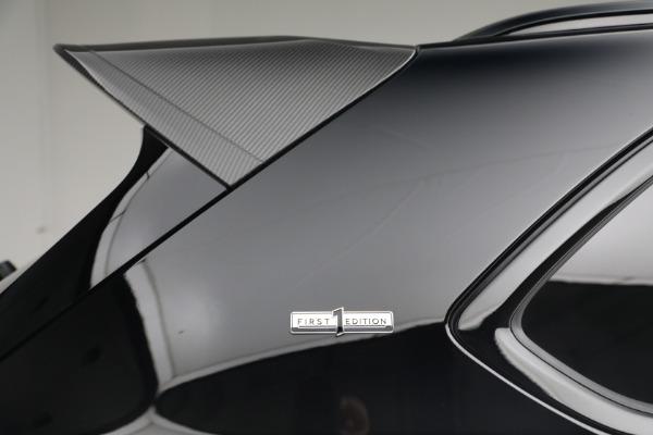 New 2021 Bentley Bentayga V8 First Edition for sale Sold at Alfa Romeo of Westport in Westport CT 06880 28