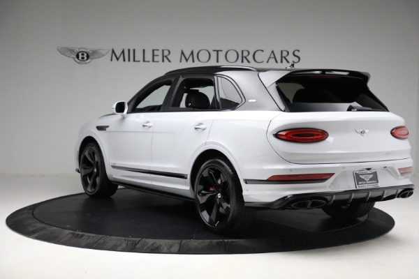 New 2021 Bentley Bentayga V8 First Edition for sale Call for price at Alfa Romeo of Westport in Westport CT 06880 4