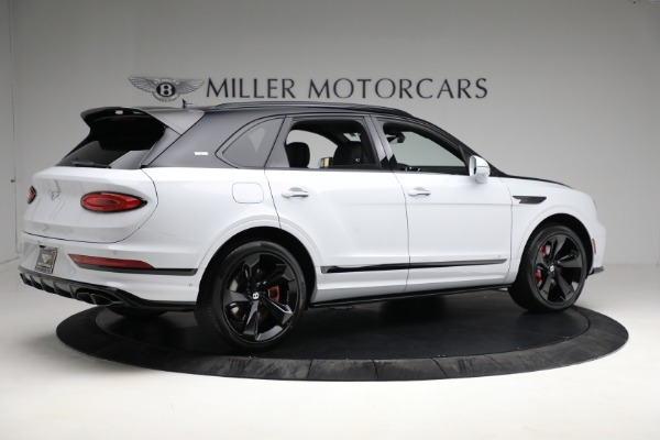 New 2021 Bentley Bentayga V8 First Edition for sale Call for price at Alfa Romeo of Westport in Westport CT 06880 7