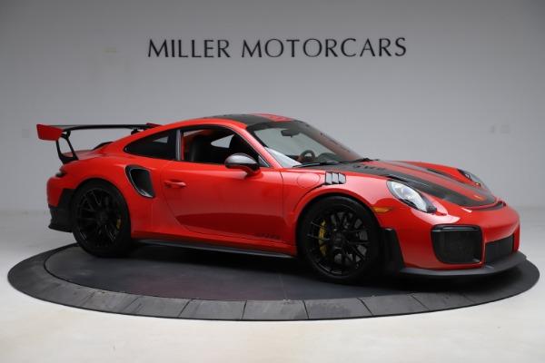 Used 2018 Porsche 911 GT2 RS for sale $325,900 at Alfa Romeo of Westport in Westport CT 06880 10