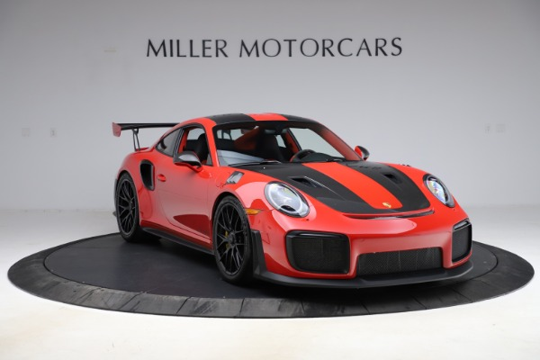 Used 2018 Porsche 911 GT2 RS for sale $325,900 at Alfa Romeo of Westport in Westport CT 06880 11
