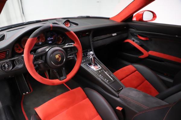 Used 2018 Porsche 911 GT2 RS for sale $325,900 at Alfa Romeo of Westport in Westport CT 06880 13