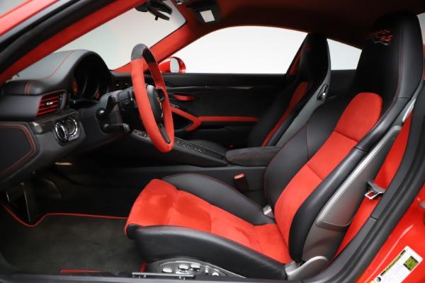 Used 2018 Porsche 911 GT2 RS for sale $325,900 at Alfa Romeo of Westport in Westport CT 06880 14