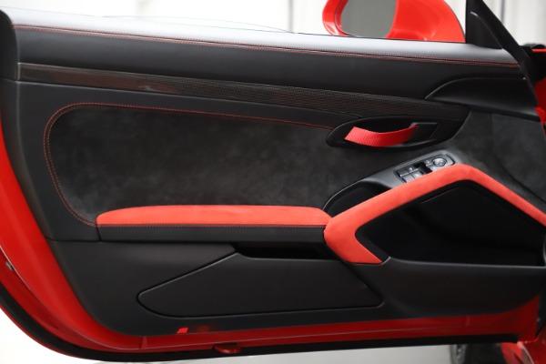 Used 2018 Porsche 911 GT2 RS for sale $325,900 at Alfa Romeo of Westport in Westport CT 06880 17