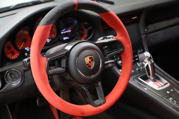Used 2018 Porsche 911 GT2 RS for sale $325,900 at Alfa Romeo of Westport in Westport CT 06880 18