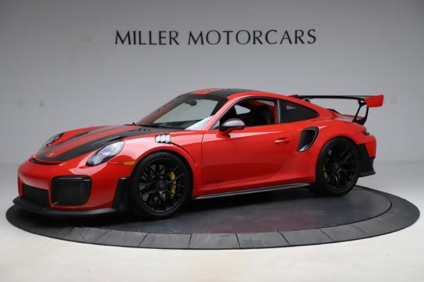 Used 2018 Porsche 911 GT2 RS for sale $325,900 at Alfa Romeo of Westport in Westport CT 06880 2