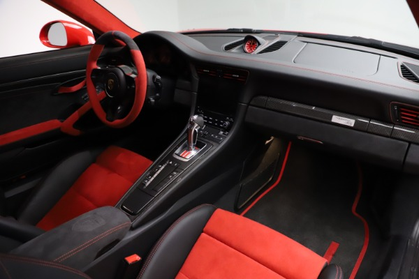 Used 2018 Porsche 911 GT2 RS for sale $325,900 at Alfa Romeo of Westport in Westport CT 06880 21