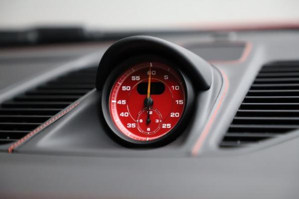 Used 2018 Porsche 911 GT2 RS for sale $325,900 at Alfa Romeo of Westport in Westport CT 06880 28