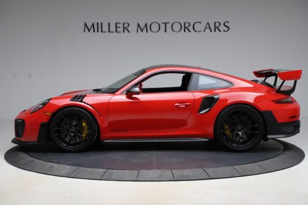Used 2018 Porsche 911 GT2 RS for sale $325,900 at Alfa Romeo of Westport in Westport CT 06880 3