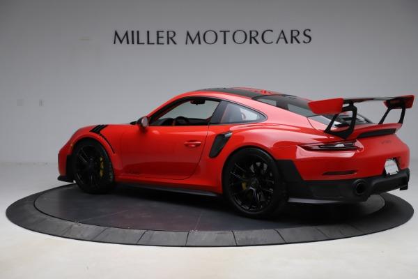 Used 2018 Porsche 911 GT2 RS for sale $325,900 at Alfa Romeo of Westport in Westport CT 06880 4