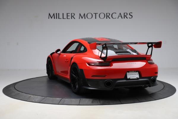 Used 2018 Porsche 911 GT2 RS for sale $325,900 at Alfa Romeo of Westport in Westport CT 06880 5