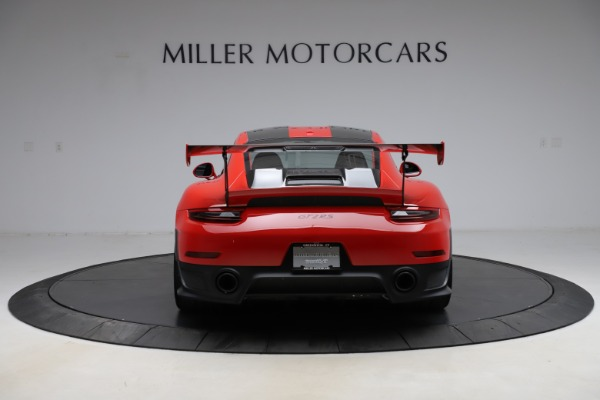Used 2018 Porsche 911 GT2 RS for sale $325,900 at Alfa Romeo of Westport in Westport CT 06880 6