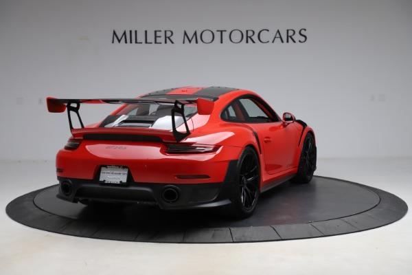 Used 2018 Porsche 911 GT2 RS for sale $325,900 at Alfa Romeo of Westport in Westport CT 06880 7