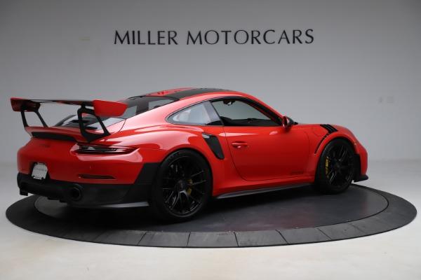 Used 2018 Porsche 911 GT2 RS for sale $325,900 at Alfa Romeo of Westport in Westport CT 06880 8