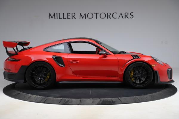 Used 2018 Porsche 911 GT2 RS for sale $325,900 at Alfa Romeo of Westport in Westport CT 06880 9