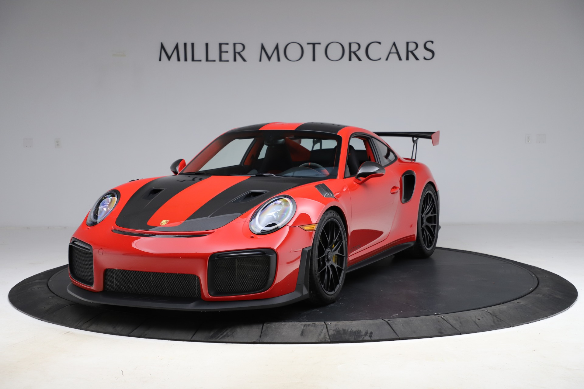 Used 2018 Porsche 911 GT2 RS for sale $325,900 at Alfa Romeo of Westport in Westport CT 06880 1