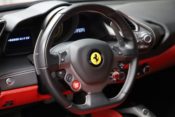 Used 2018 Ferrari 488 GTB for sale Sold at Alfa Romeo of Westport in Westport CT 06880 21