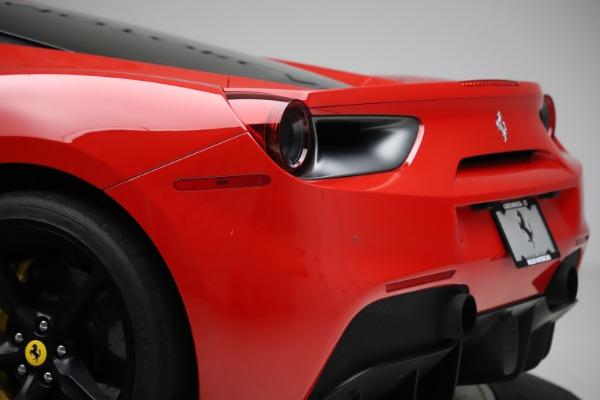 Used 2018 Ferrari 488 GTB for sale Sold at Alfa Romeo of Westport in Westport CT 06880 27