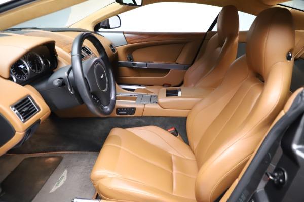 Used 2012 Aston Martin DB9 for sale Call for price at Alfa Romeo of Westport in Westport CT 06880 13