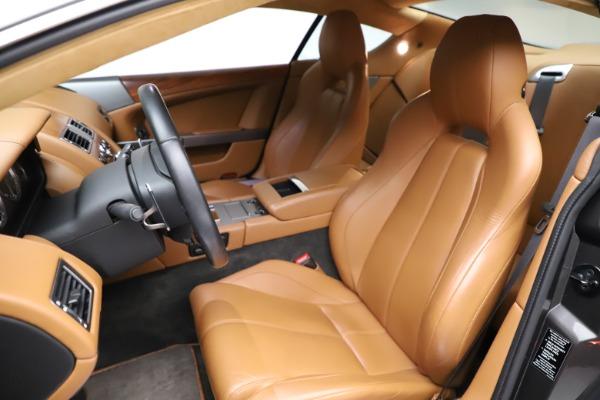 Used 2012 Aston Martin DB9 for sale Call for price at Alfa Romeo of Westport in Westport CT 06880 14