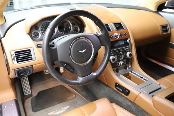 Used 2012 Aston Martin DB9 for sale Call for price at Alfa Romeo of Westport in Westport CT 06880 15