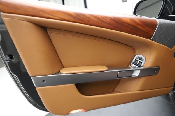 Used 2012 Aston Martin DB9 for sale Call for price at Alfa Romeo of Westport in Westport CT 06880 16