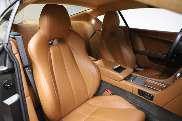 Used 2012 Aston Martin DB9 for sale Call for price at Alfa Romeo of Westport in Westport CT 06880 19