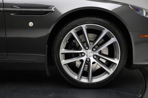 Used 2012 Aston Martin DB9 for sale Call for price at Alfa Romeo of Westport in Westport CT 06880 20
