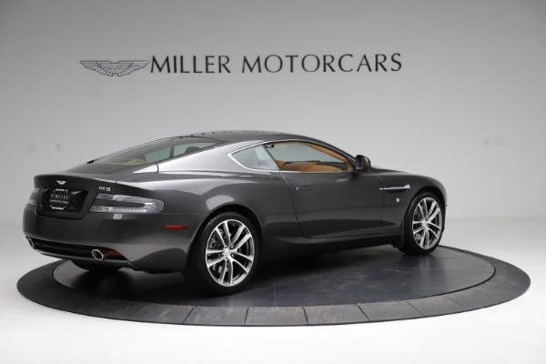 Used 2012 Aston Martin DB9 for sale Call for price at Alfa Romeo of Westport in Westport CT 06880 7
