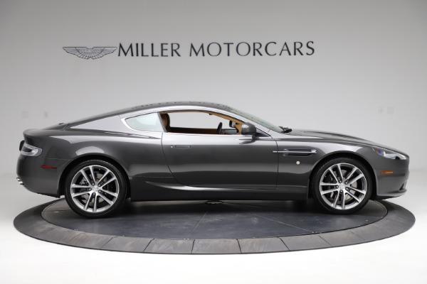 Used 2012 Aston Martin DB9 for sale Call for price at Alfa Romeo of Westport in Westport CT 06880 8