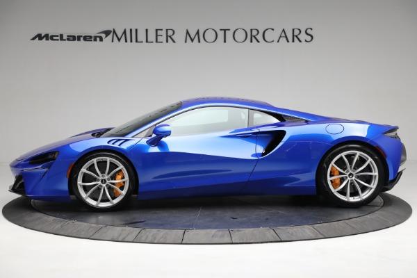 New 2021 McLaren Artura for sale Call for price at Alfa Romeo of Westport in Westport CT 06880 2