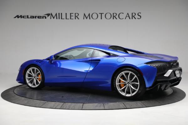 New 2021 McLaren Artura for sale Call for price at Alfa Romeo of Westport in Westport CT 06880 3