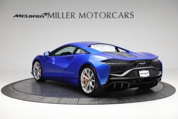 New 2021 McLaren Artura for sale Call for price at Alfa Romeo of Westport in Westport CT 06880 4