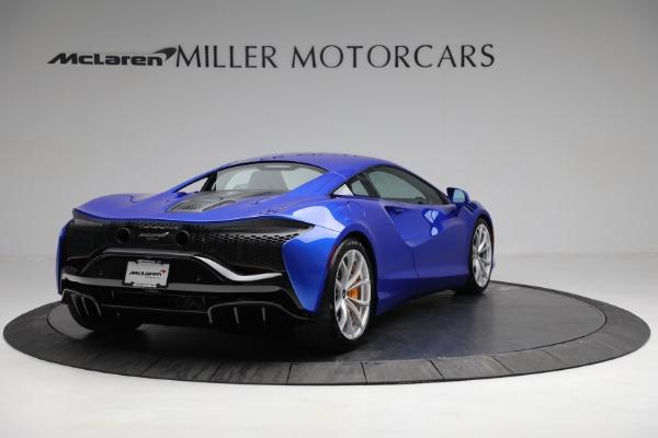 New 2021 McLaren Artura for sale Call for price at Alfa Romeo of Westport in Westport CT 06880 6