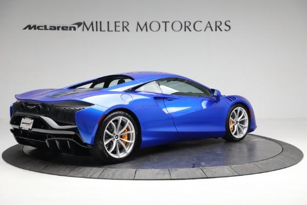 New 2021 McLaren Artura for sale Call for price at Alfa Romeo of Westport in Westport CT 06880 7