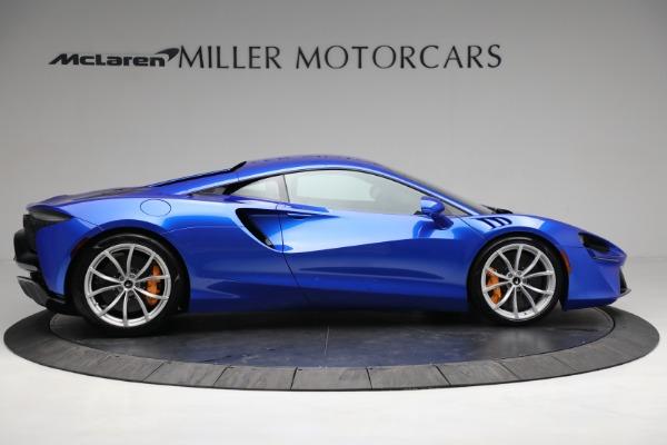 New 2021 McLaren Artura for sale Call for price at Alfa Romeo of Westport in Westport CT 06880 8