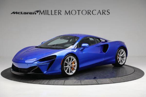 New 2021 McLaren Artura for sale Call for price at Alfa Romeo of Westport in Westport CT 06880 1