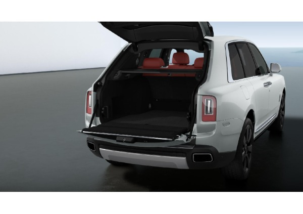 New 2021 Rolls-Royce Cullinan for sale $391,375 at Alfa Romeo of Westport in Westport CT 06880 4