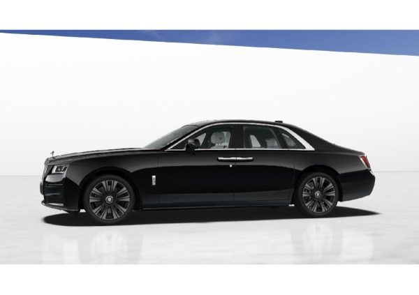 New 2021 Rolls-Royce Ghost for sale $378,350 at Alfa Romeo of Westport in Westport CT 06880 2