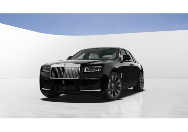 New 2021 Rolls-Royce Ghost for sale $378,350 at Alfa Romeo of Westport in Westport CT 06880 1