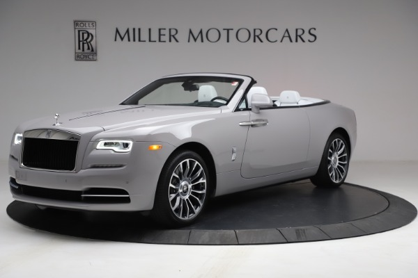 New 2021 Rolls-Royce Dawn for sale $405,850 at Alfa Romeo of Westport in Westport CT 06880 3