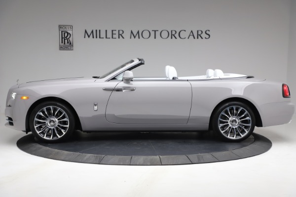 New 2021 Rolls-Royce Dawn for sale $405,850 at Alfa Romeo of Westport in Westport CT 06880 4