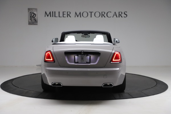 New 2021 Rolls-Royce Dawn for sale $405,850 at Alfa Romeo of Westport in Westport CT 06880 7
