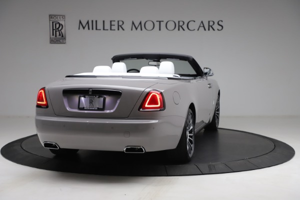 New 2021 Rolls-Royce Dawn for sale $405,850 at Alfa Romeo of Westport in Westport CT 06880 8