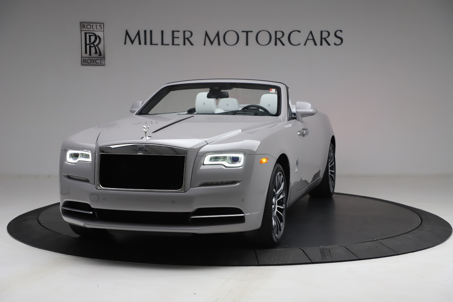 New 2021 Rolls-Royce Dawn for sale $405,850 at Alfa Romeo of Westport in Westport CT 06880 1